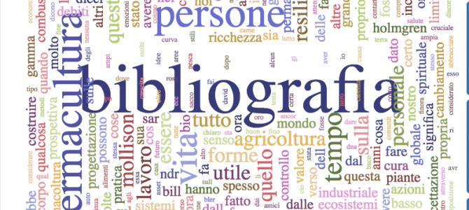Guida alla Bibliografia di Orto di Montagna
